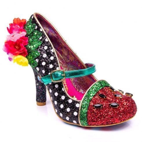 Irregular Choice - Crimson Sweet
