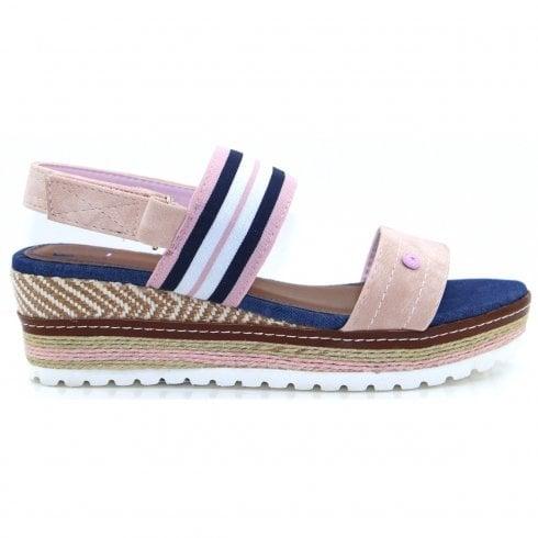 491debc08 Escape Shoes   Escape Clanton Flatform Sandal   Millars Shoe Store