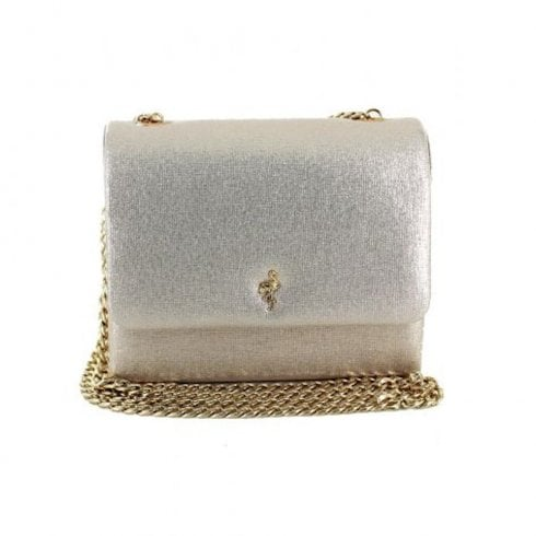 Menbur Visogliano Small Purse Bag - Blush Metallic 44991
