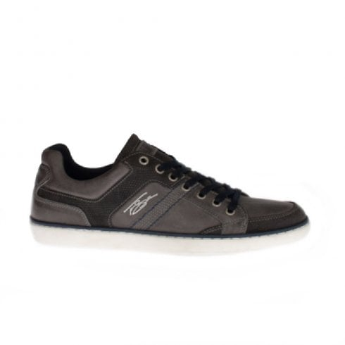 Lloyde & Pryce - Tommy Bowe Lloyd & Pryce Mens Eales Casual Lace Up Shoes - Slate