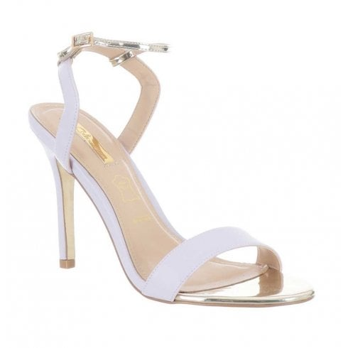 Glamour Suzy Barely There Heeled Sandal