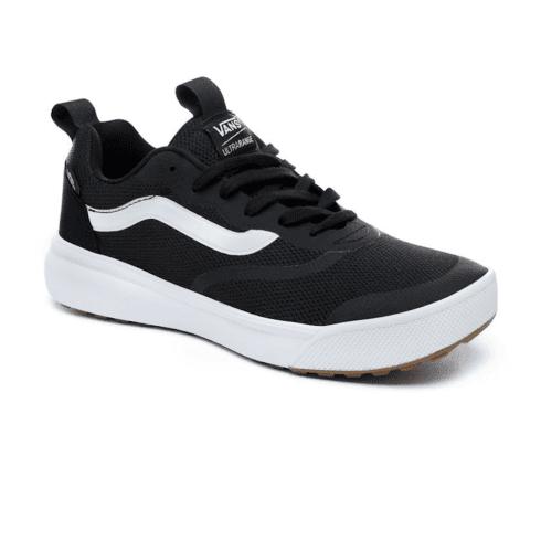 Vans Ultrarange Rapidweld Low Top Sneakers - Black