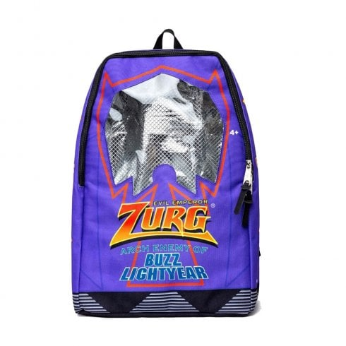 Hype Disney Zurg Box Backpack - Purple 108