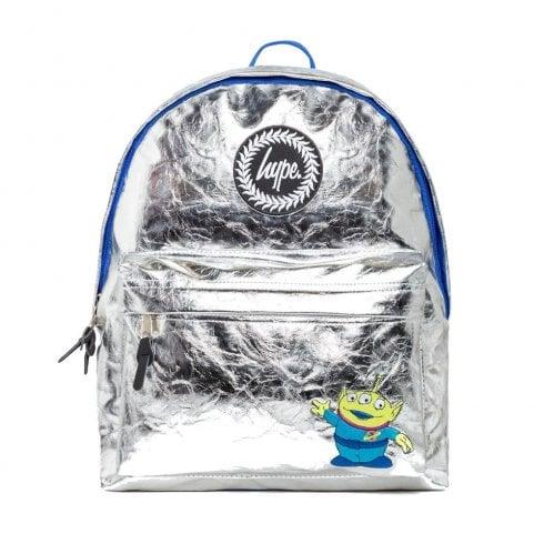 Hype Disney Alien Cosmo Backpack - Silver 100
