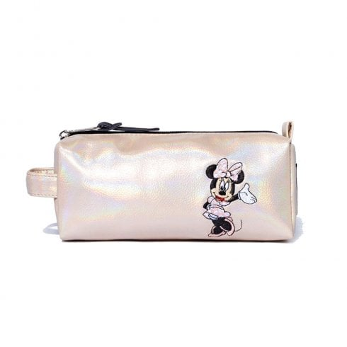 Hype Disney Minnie Glam Pencil Case - Rose Gold 115