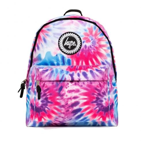 Hype Pink Wavey Backpack BTS19505