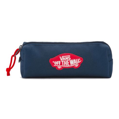 Vans Kids OTW Pencil Pouch Case - Navy/Red