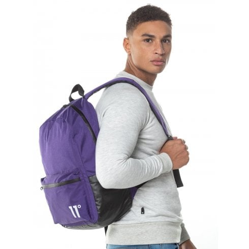 11 Degrees Core Backpack - Royal Purple