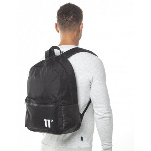 11 Degrees Core Backpack - Black