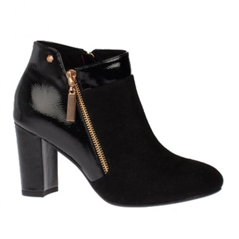 Kate Appleby Maltby High Heeled Ankle Boots - Black