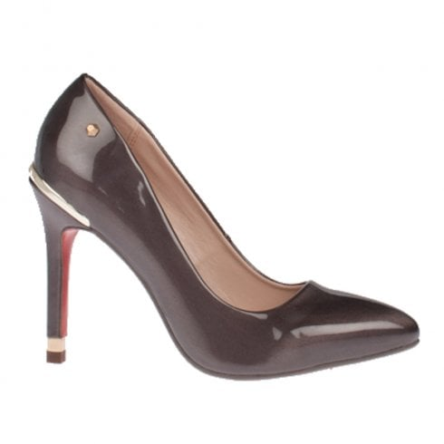 Kate Appleby Alford High Heel Dressy Court Shoes - Charcoal