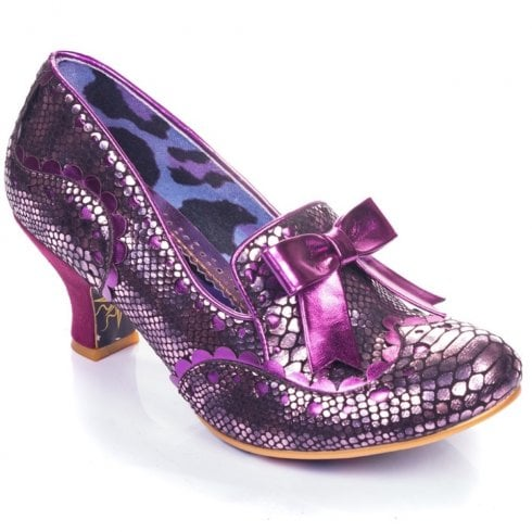 Irregular Choice Here and Present