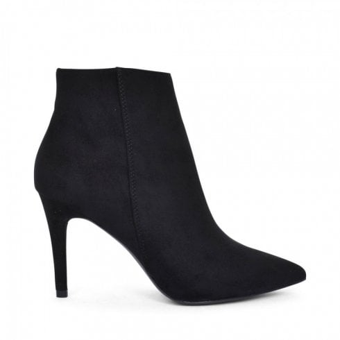 Redz 9129 Back High Heel Ankle boots