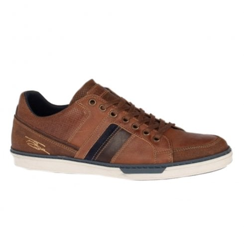 Lloyd & Pryce - Tommy Bowe Lloyd & Pryce Mens Franks Shandy Brown Casual Lace Up Shoes