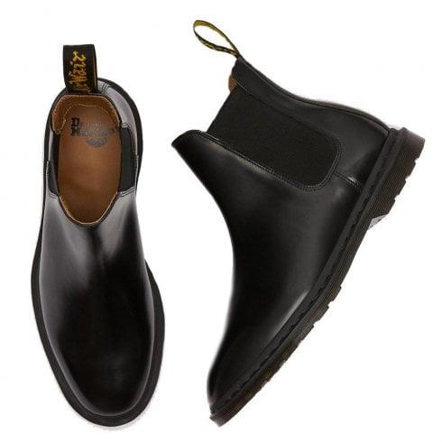Dr Martens Mens Graeme II Black Leather