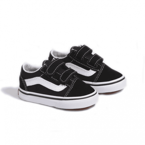 Vans Boys Black Toddler Old Skool V Shoes