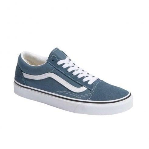 Vans Classics UA Old Skool Blue Mirage/True White Sneakers