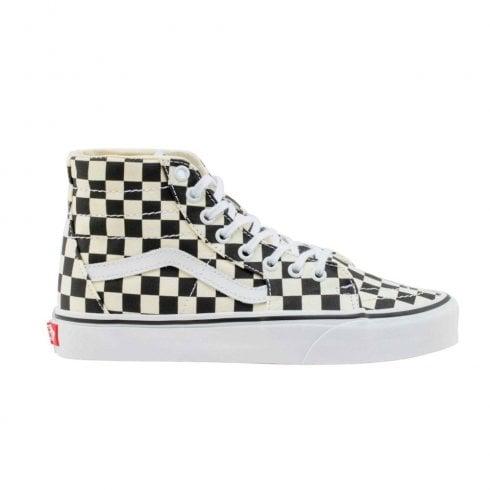 Vans Classics UA SK8-Hi Tapered Checkerboard Black/True White Sneakers