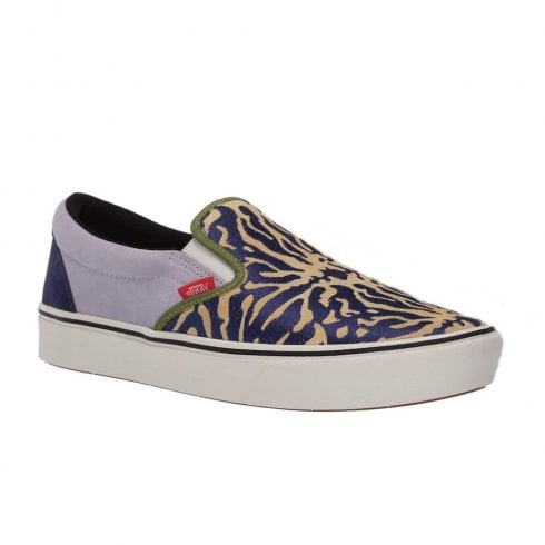 Vans Classics+ UA ComfyCush Slip-On Bugs Blueprint Sneakers