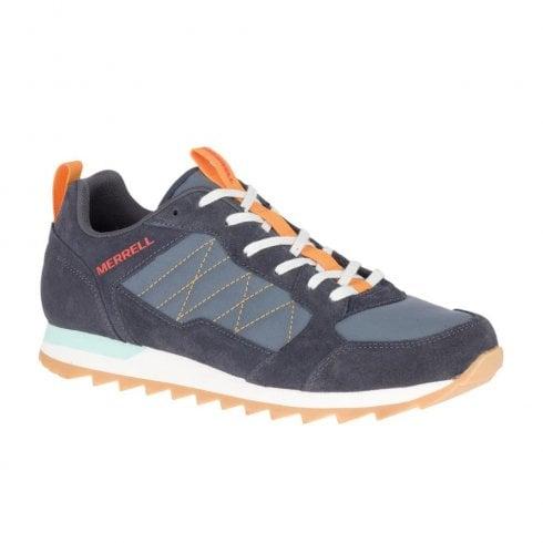 Merrell Mens Leather Alpine Sneaker J16699