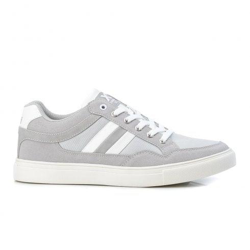 XTI Mens Grey/White Sneakers - 49646
