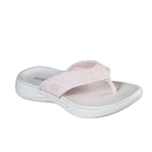 GO 600 Sunbathe Pink Flip Flop Sandals