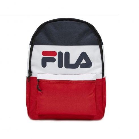 Fila Arda Navy Red White Backpack