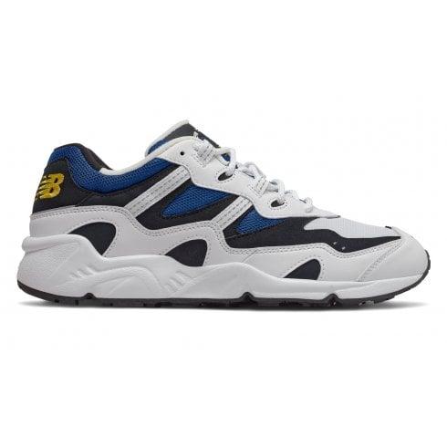 New Balance Men's Retro ML850YSC Sneakers - White/Blue