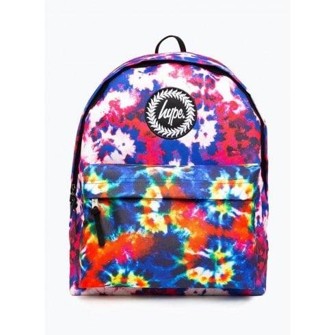 Hype 90s Tye Dye 18 litres Backpack