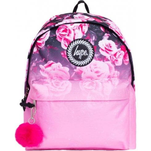 Hype Hype Floral Fade Backpack 18 Litres