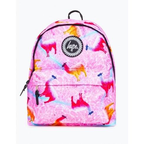 Hype Llama Pool Backpack 18 litres
