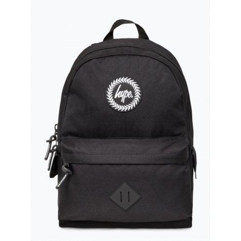 Hype Black Explorer 13 litres Backpack