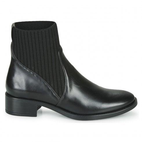 Unisa Ellen Elastic Sock Ankle Boot