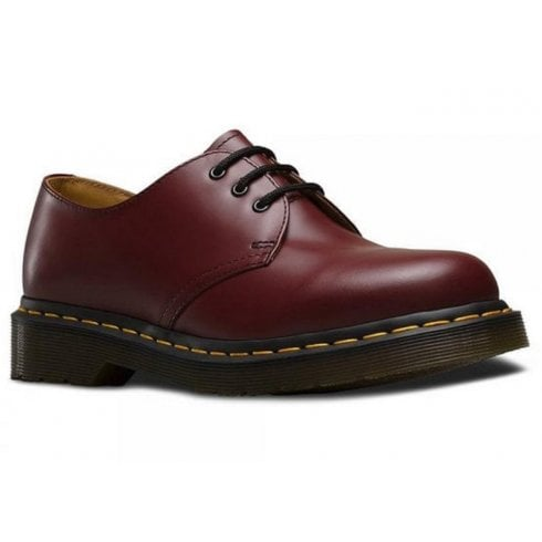 Dr. Martens Dr Martens 1461 Cherry Red Smooth Shoes