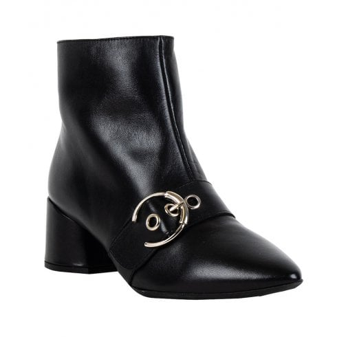 Wonders Pointed Toe Ankle Boot