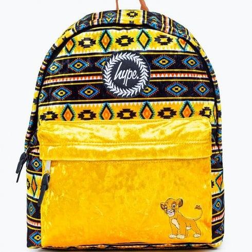 Hype Disney Simba Pattern Backpack