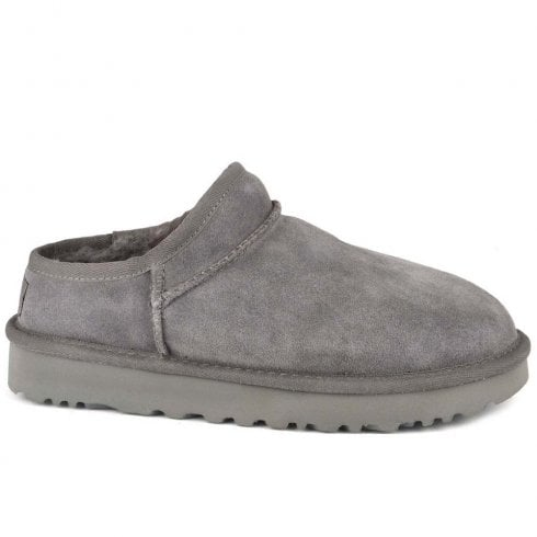 UGG Ladies Classic Grey Slippers