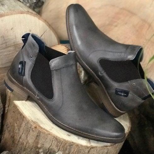 Escape Shoes Escape Mens Tornado Fast Company Slip On Chelsea Boot