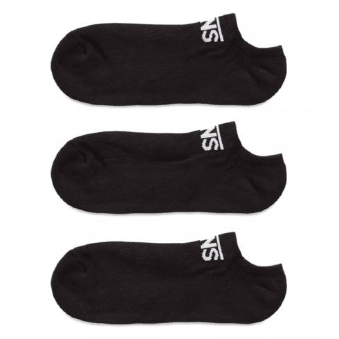 Vans Mens Classic Kick Ankle Socks (3 Pairs)