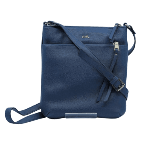 Ara Ladies Lara Navy Handbag