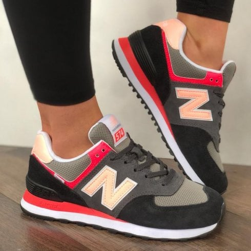 new balance trainers women 574