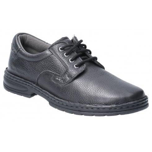 Hush Puppies Men's Outlaw II Black Shoe