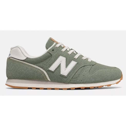 New Balance Men's Lifestyle Green 373 Sneakers