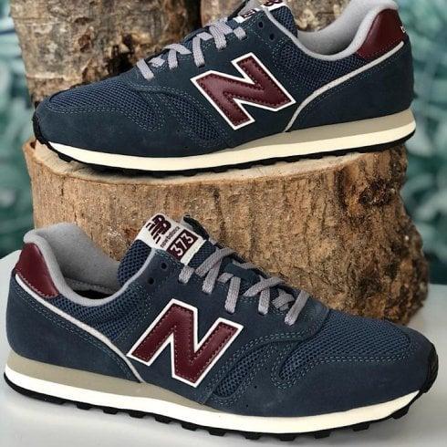 New Balance Mens 373 Lifestyle Shoes - Petrol
