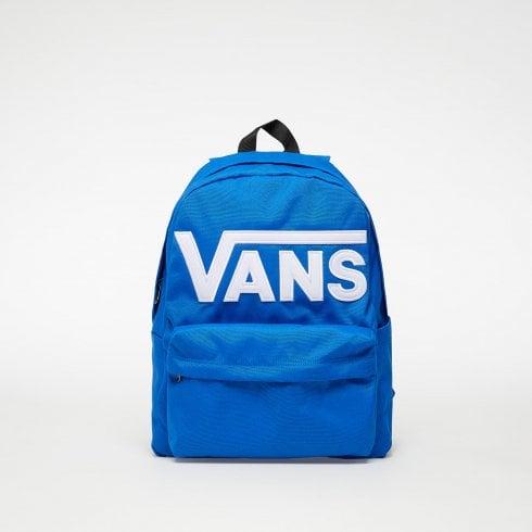 Vans Blue Old Skool Drop Blue Backpack
