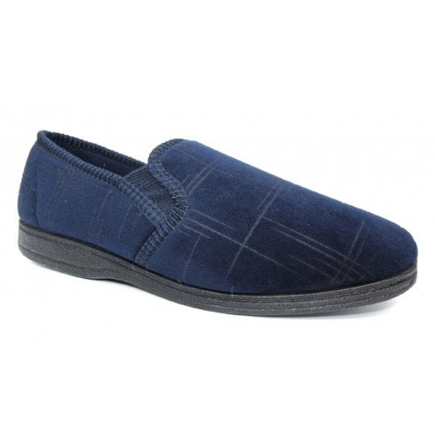 Goodyear Mens Denver Blue Slipper