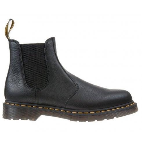 Dr. Martens Dr Martens 2976 Black Ambassador Leather Chelsea Boots