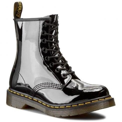 Dr. Martens Dr Martens 1460 Black Patent Boots