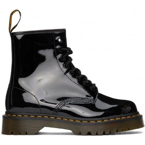 Dr. Martens Dr Martens 1460 Bex Platform Black Patent Boots