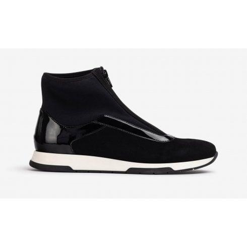 Unisa Fouzaca Sock Boot Trainer - Black